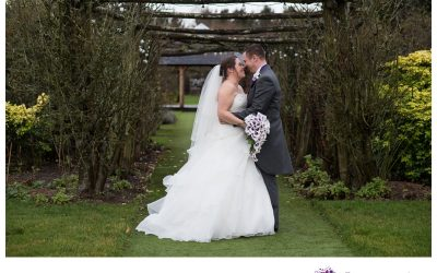 Marie and Neil married at The Gardens in Yalding {sneak peek}
