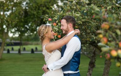 Voting starts for Coral and Carl {Your Kent Wedding magazine wedding of the year}