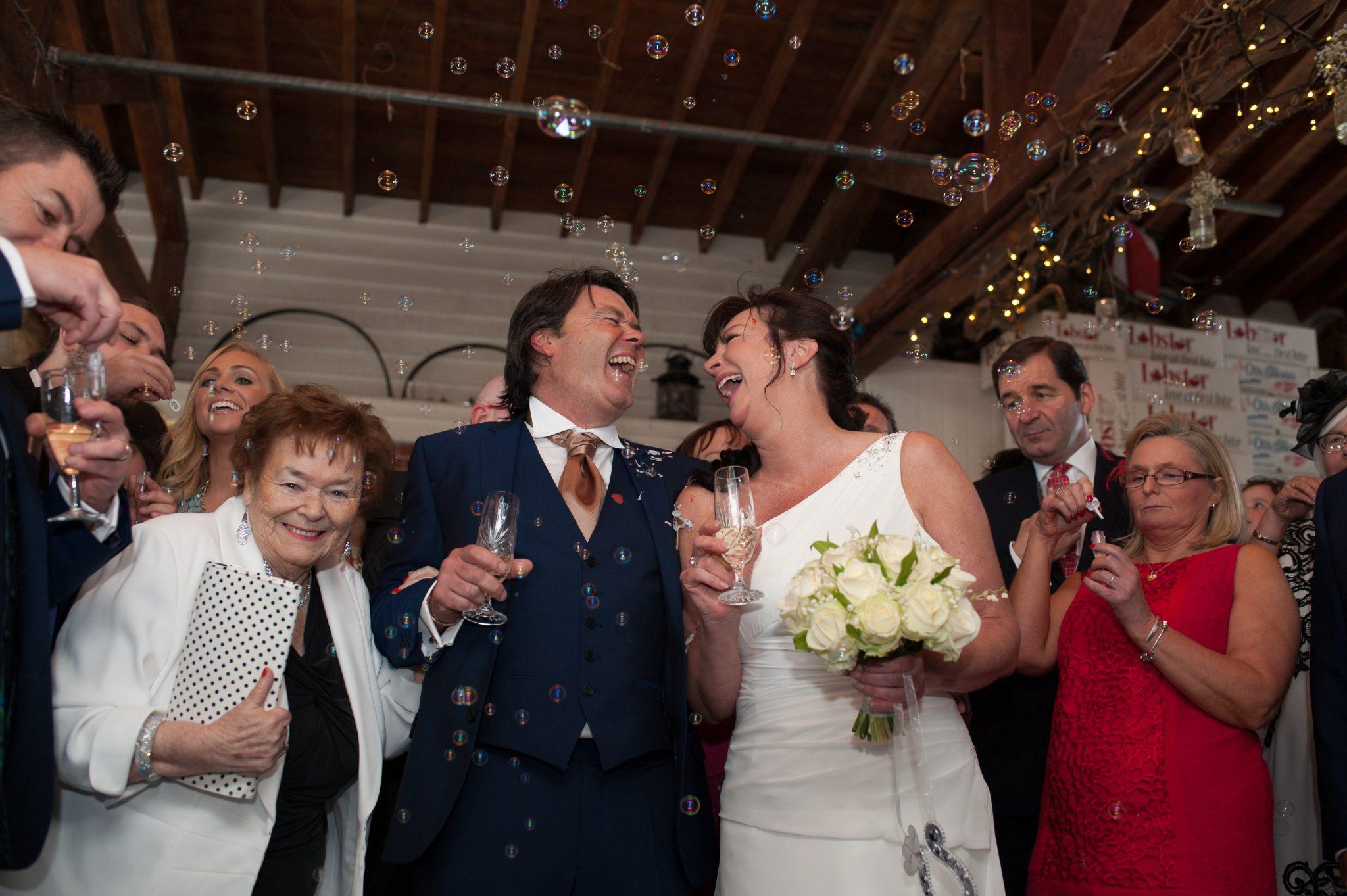 Wedding Photographer Faversham testimonial image
