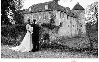 """We aren't made of sugar"" – Kelly and John's wedding at Westenhanger Castle {sneak peek}"
