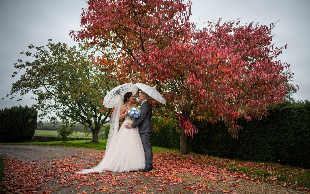 Annie and Tom married at Mount Ephraim in Faversham {wedding sneak peek}