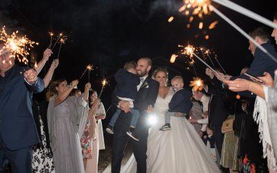 Danielle and Lee's seaside wedding at East Quay Venue {sneak peek}