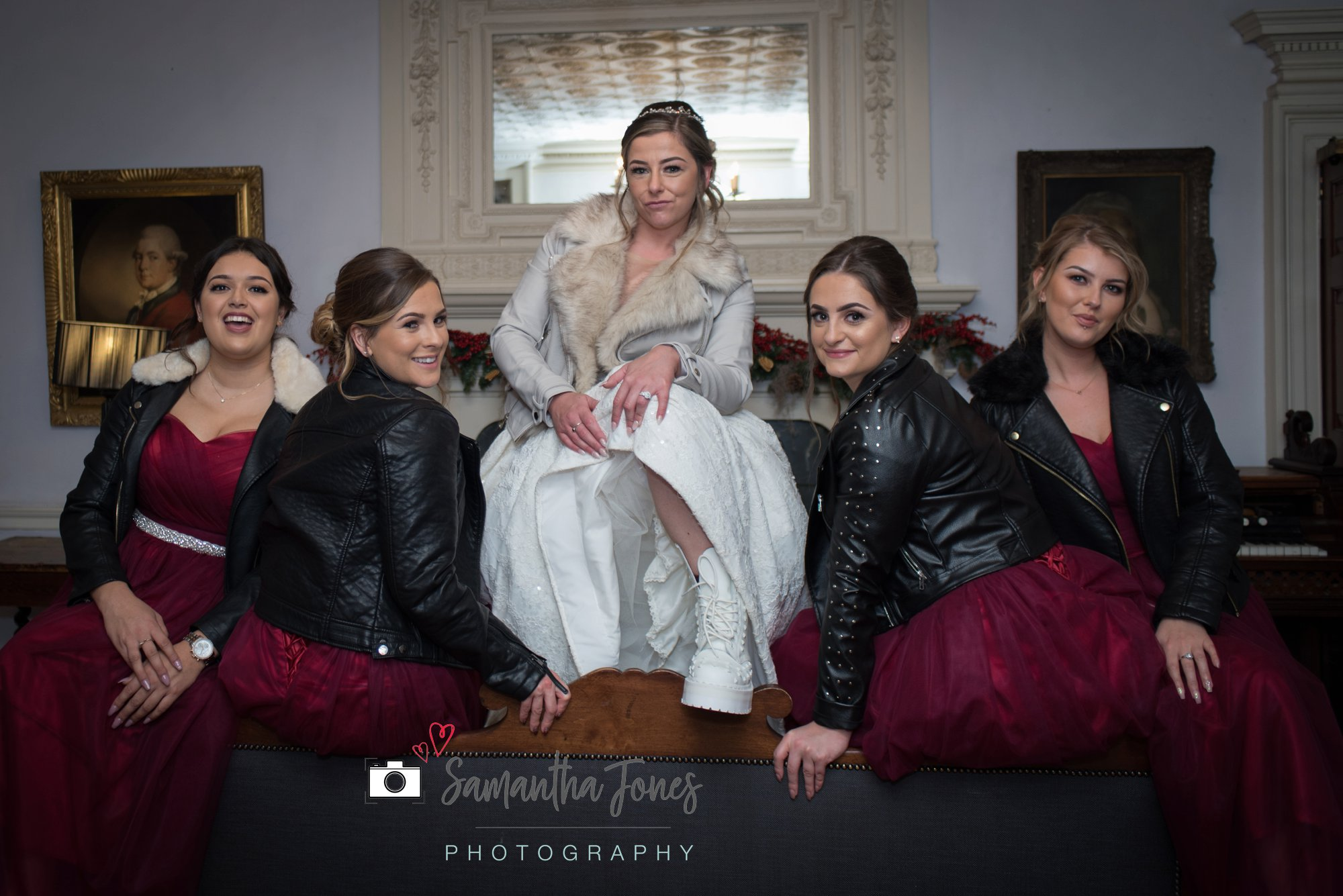 Jo and Colin wedding at Chilston Park by Samantha Jones Photography