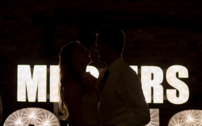 L & D … married at Cooling Castle Barn {sneak peek}