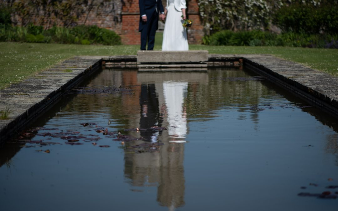 Goodnestone Park wedding and what an amazing day!