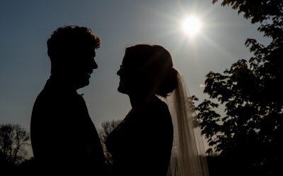 Laura and Sam – their wedding full of sunshine and showers {sneak peek}