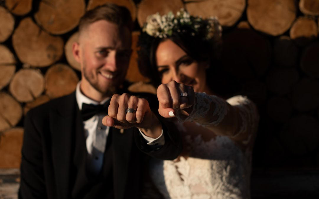 Emily and Jack a festival wedding at the Dreys, Squirrel Wood, Detling