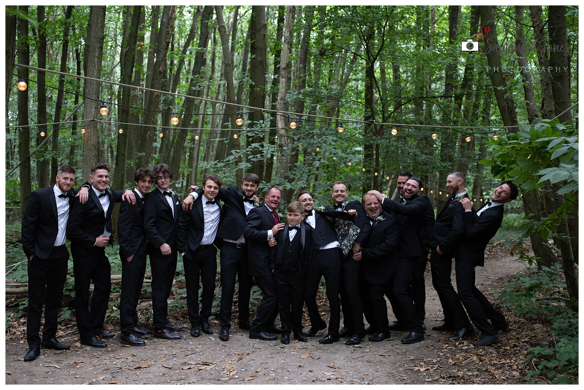 Emily and Jack festival wedding at The Dreys