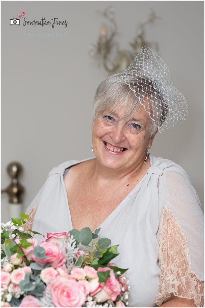 Kent bride 2020