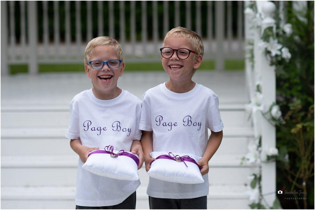Hayley and Paul chapel wedding